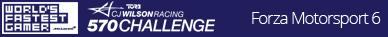 CJ Wilson Racing 570 Challenge, powered by McLaren Scottsdale