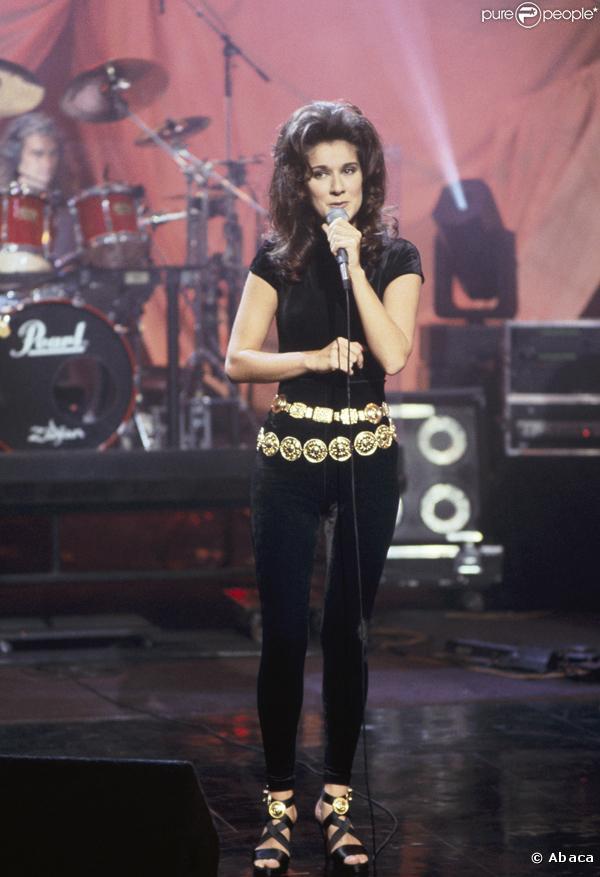 1992 à 1993 - Céline Dion en concert 4670-c10