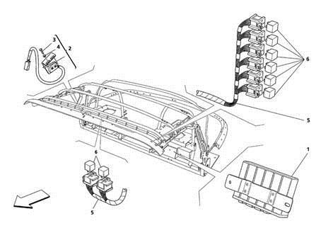 Problème fin de capotage 4200 Spyder - Verrouillage dans le vide avant la fin Capteu10