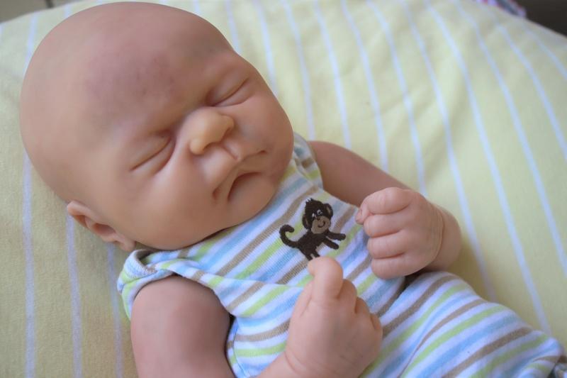 My first GHSP baby.. WIP Julien Bbjuli10