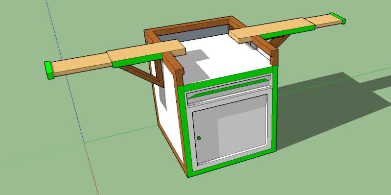 Aide sur sketchup pour plan de meuble Captur10