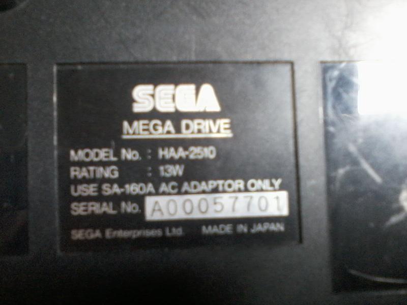 megadrive 1 jap P27-0411