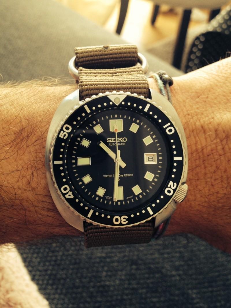 DIVER - Votre montre du jour Image18