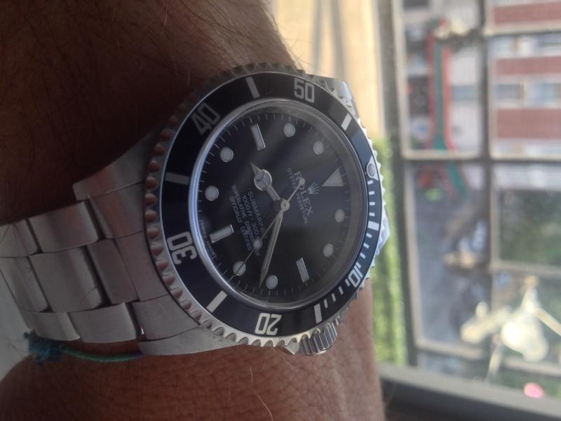 La montre du vendredi 23 Mai Image42