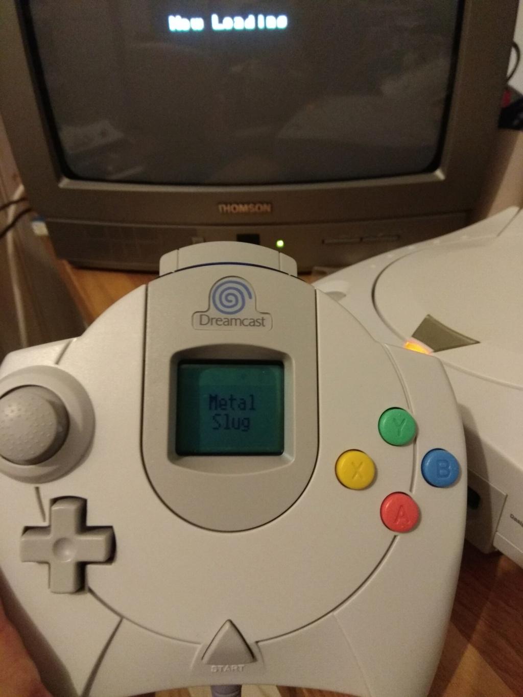 Metal Slug 6 Atomiswave porté sur Dreamcast Img_2412