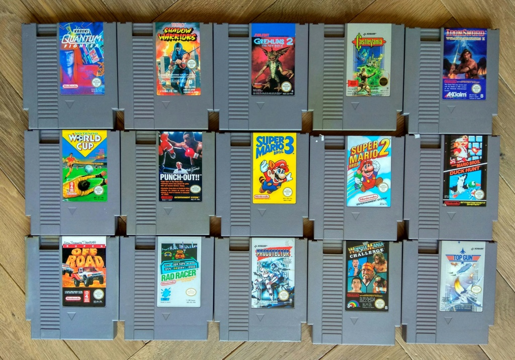 Collection NES de Davlar Img_2452