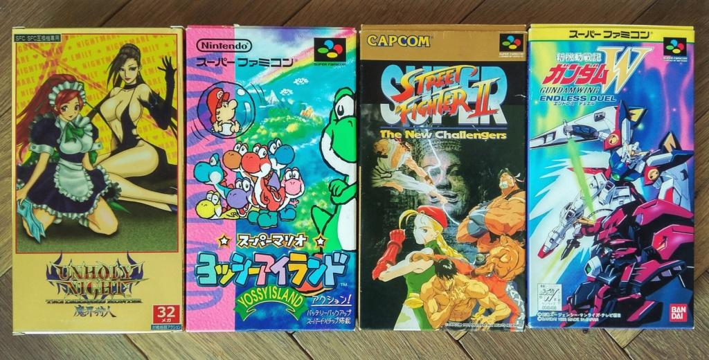 Collection Super NES / Super Famicom de Davlar Img_2455
