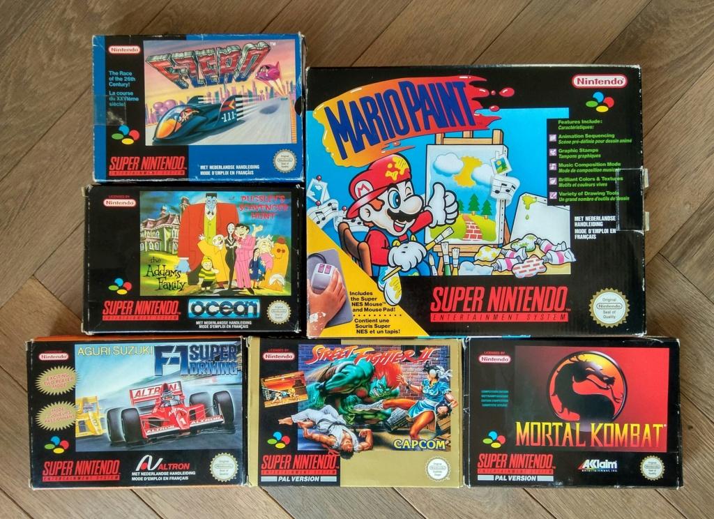 Collection Super NES / Super Famicom de Davlar Img_2456