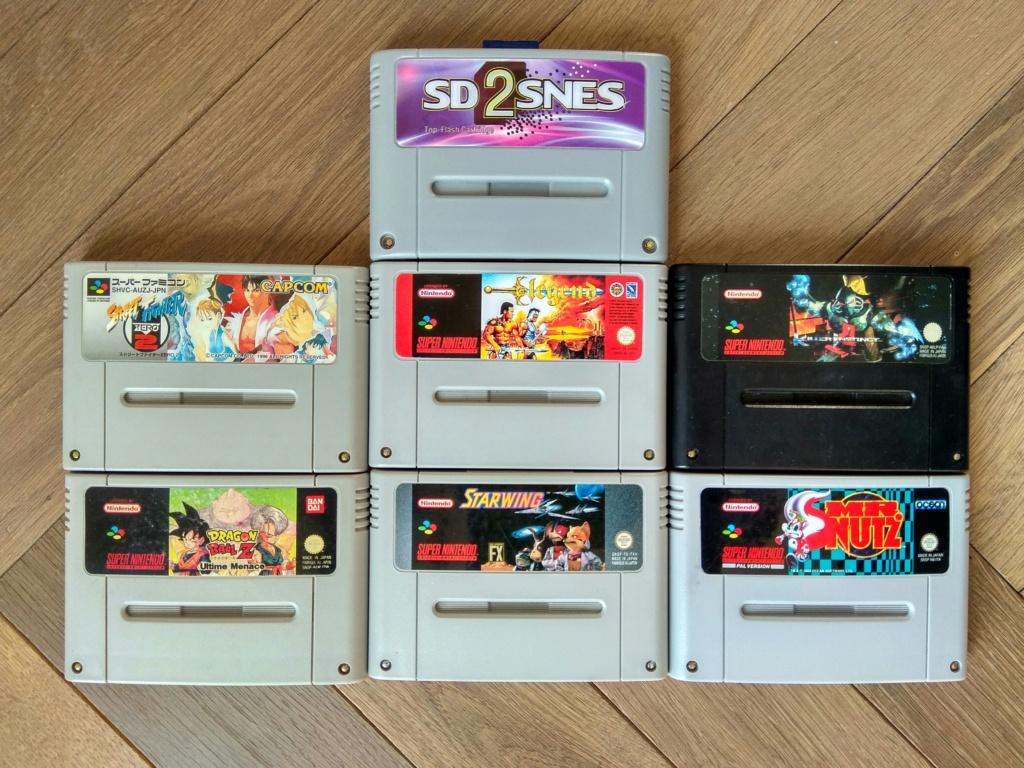 Collection Super NES / Super Famicom de Davlar Img_2457