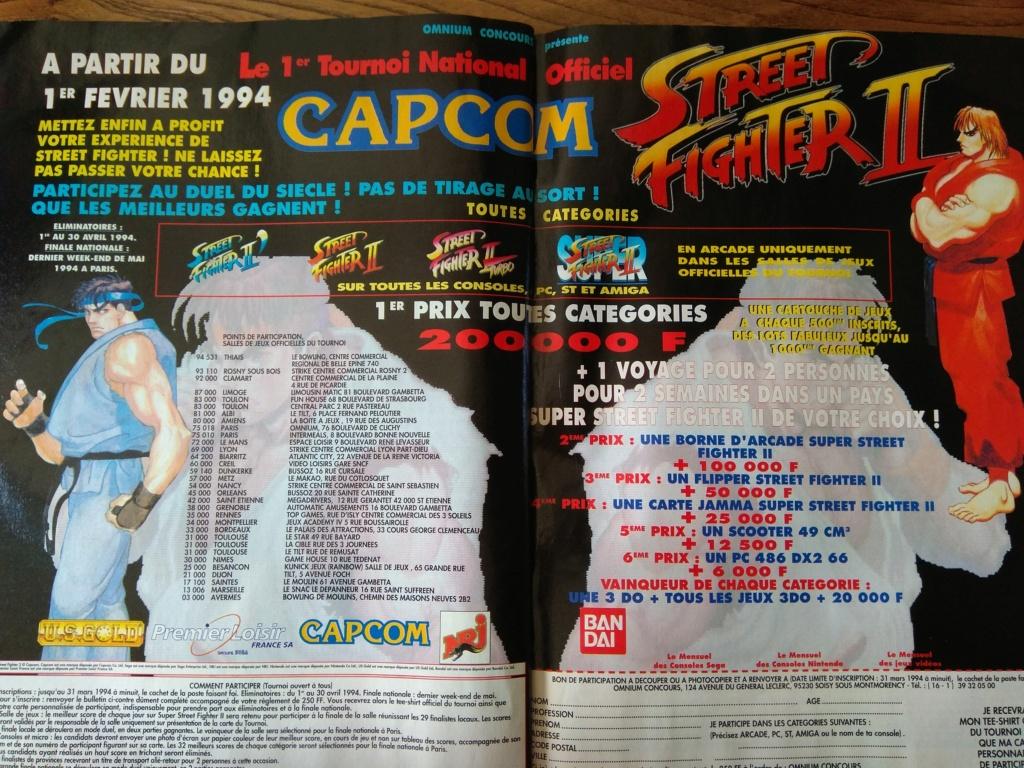 1er tournoi national officiel street fighter II 1994 Img_2476