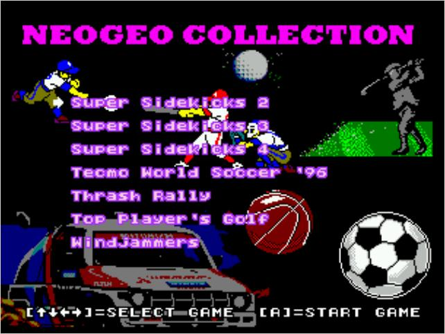 NEOGEO AES 28 en 1 Neogeo10