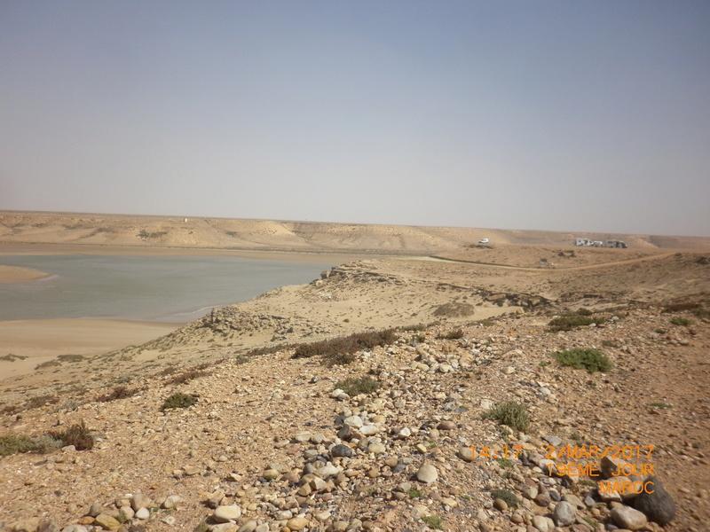 [Maroc Camp/Bivouacs] Bivouac à l'embouchure du Drâa P1000014