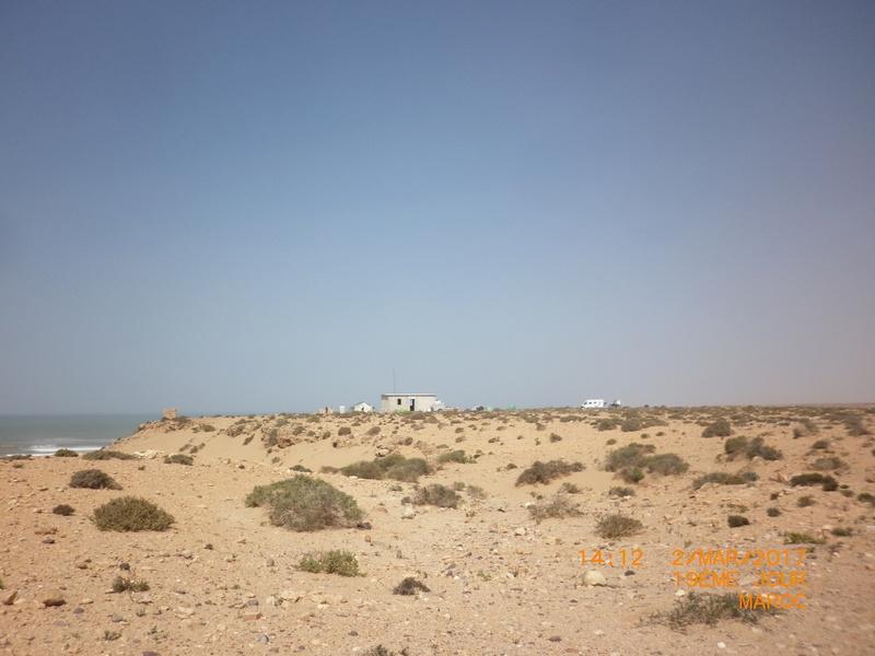 [Maroc Camp/Bivouacs] Bivouac à l'embouchure du Drâa P1000015