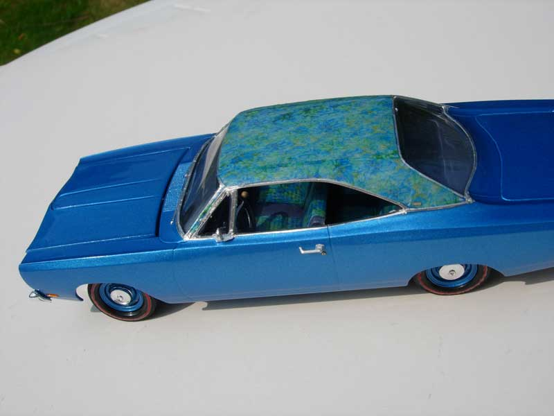 "1969 Plymouth Satellite ""Mod top"" 1011"