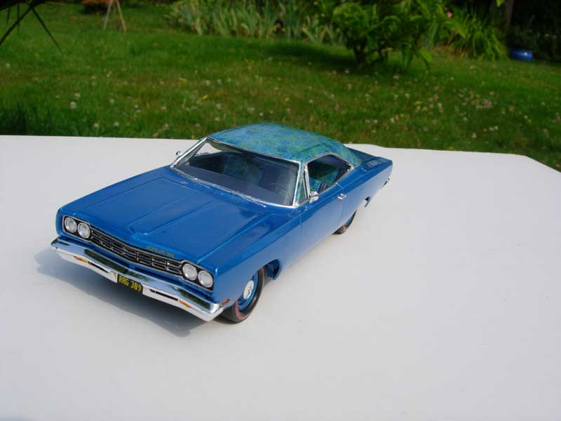 "1969 Plymouth Satellite ""Mod top"" 113"