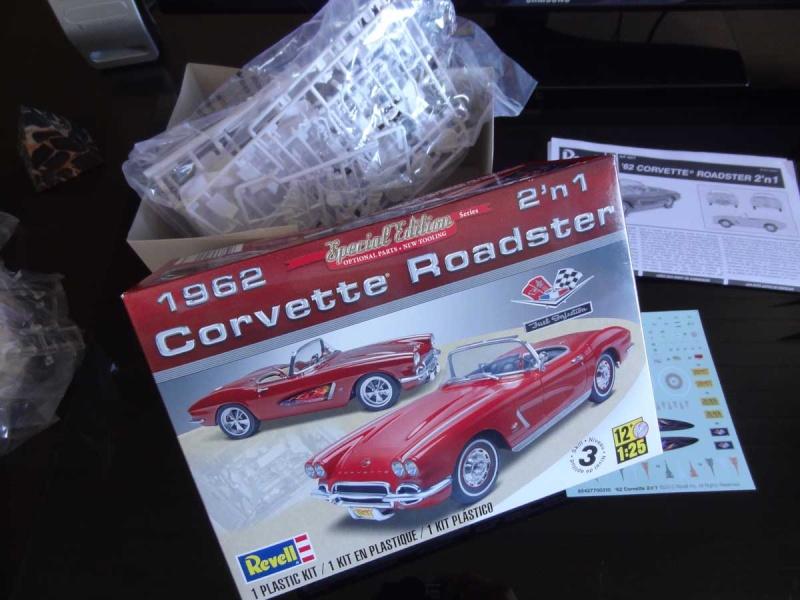 1962 Corvette Revell 115