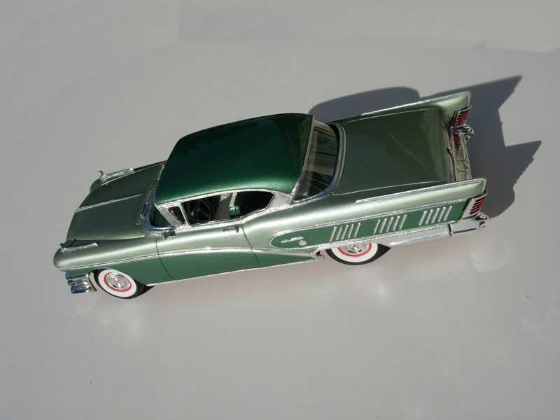 1958 Buick Riviera 215