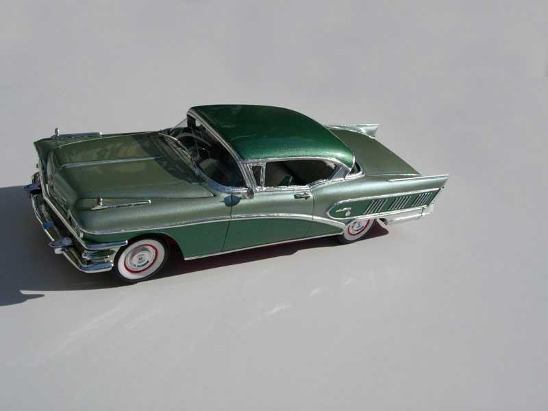 1958 Buick Riviera 415