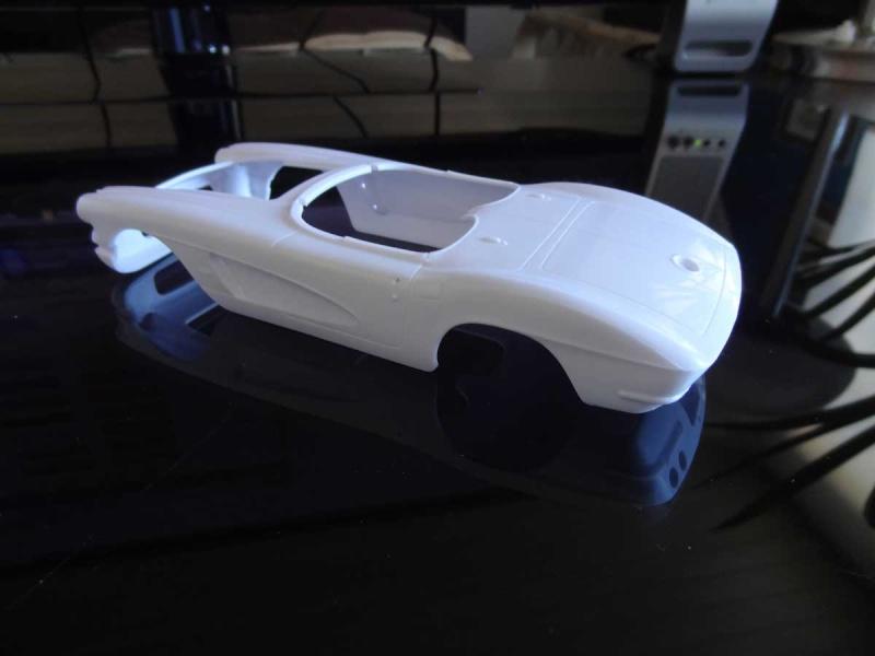 1962 Corvette Revell 416