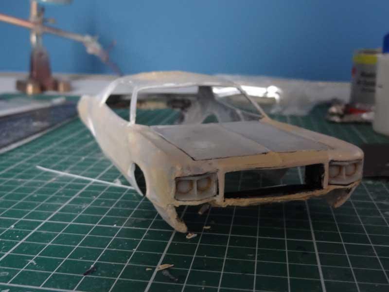 1973 Dodge Polara CHP  812
