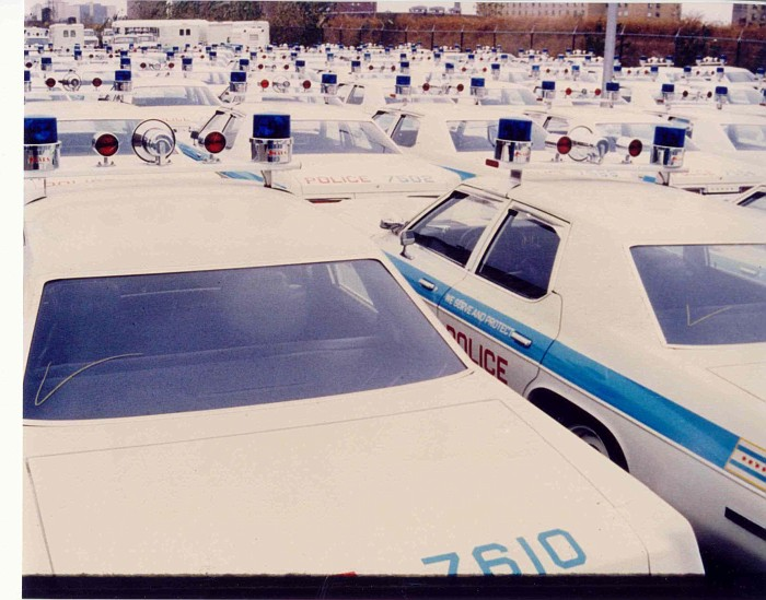 1970 Ford Custom SFPD ** Terminée ** Mars2-10