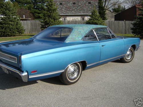 "1969 Plymouth Satellite ""Mod top"" Modtop10"