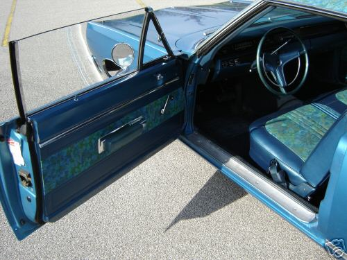 "1969 Plymouth Satellite ""Mod top"" Modtop11"