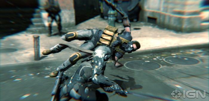 حصريا : لعبة الاكشن والقتال المنتظرة ****l Gear Rising Revengeance 2014 Excelle 1121