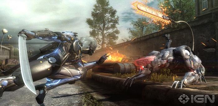 حصريا : لعبة الاكشن والقتال المنتظرة ****l Gear Rising Revengeance 2014 Excelle 1218