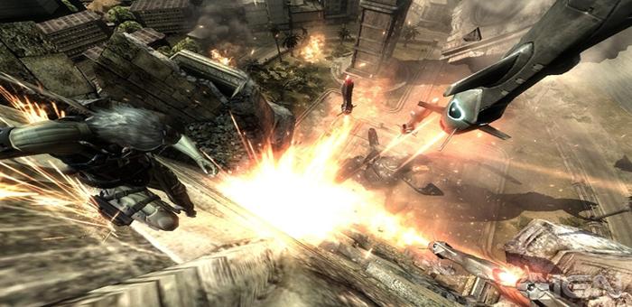 حصريا : لعبة الاكشن والقتال المنتظرة ****l Gear Rising Revengeance 2014 Excelle 826
