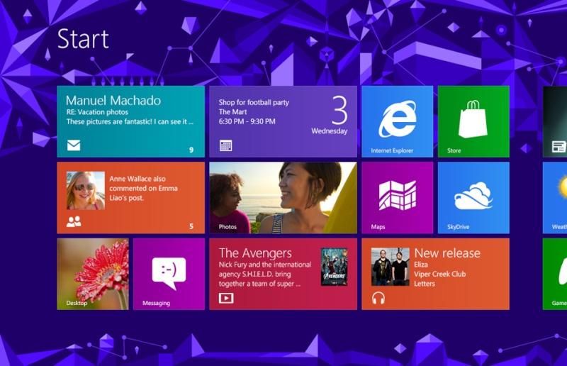 Microsoft Windows 8 1 Enterprise RTM (X86 X64) With Rollup-1 English DVD Window10