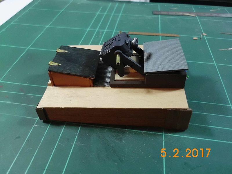 (Weiter-)Baubericht Graupner Anja SL35 1/60 - Seite 12 112