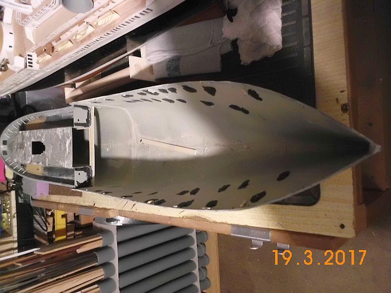 Revell Flower-Class Corvette 1/72 - RC-Baubericht als Deutsches PA 4 der KM - Seite 2 218
