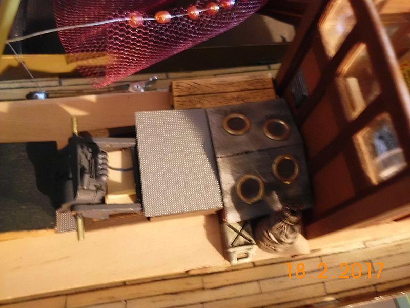 (Weiter-)Baubericht Graupner Anja SL35 1/60 - Seite 12 411
