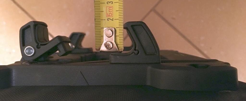 Porte-bagage arrière : sacoches avec fixation rapide par clip Trunkb11