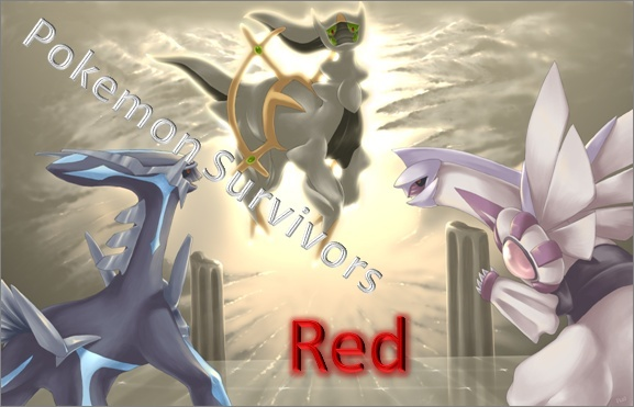 Pokemon Survivors Red
