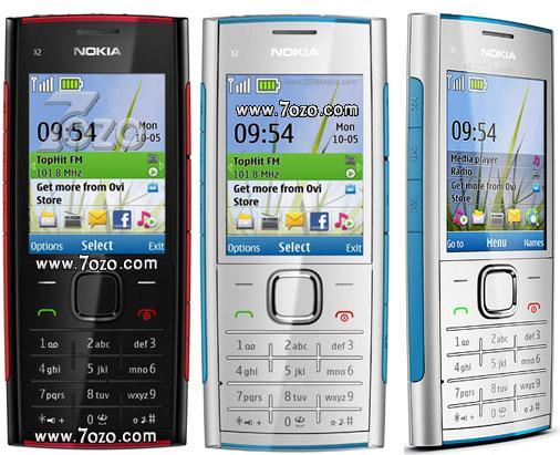 ئه م جوره موبايله نمان لا ده ست ده كة وي بة نرخي گونجاو  Nokia-11