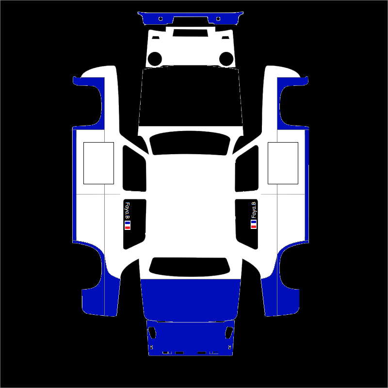 Personnalisation de votre voiture perso ! c'est ICI Paint_10