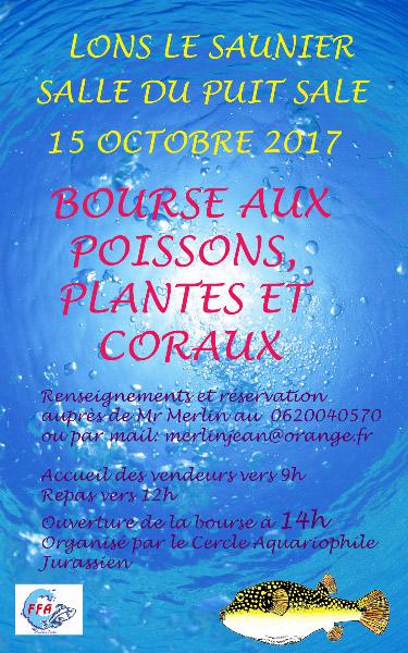 Concours affiche 17 ème bourse aux poissons. Affich10