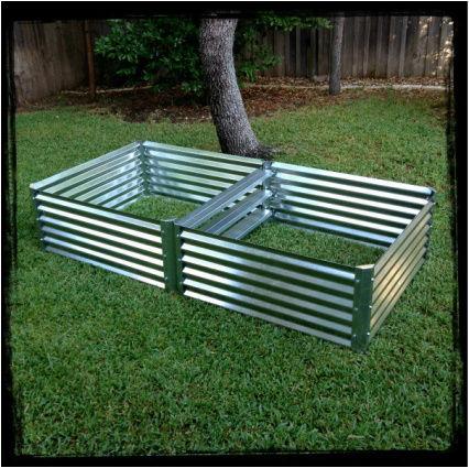 Raised beds already made. Garden23