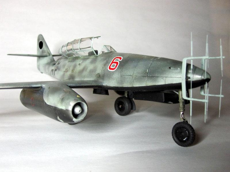 Me262B-1a / Nachtjäger von Italeri in 1:48 Ansich14