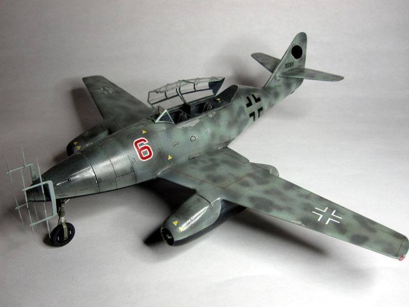Me262B-1a / Nachtjäger von Italeri in 1:48 Ansich15