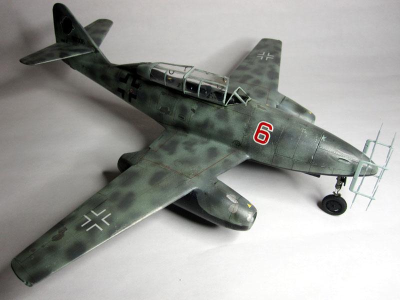 Me262B-1a / Nachtjäger von Italeri in 1:48 Ansich17