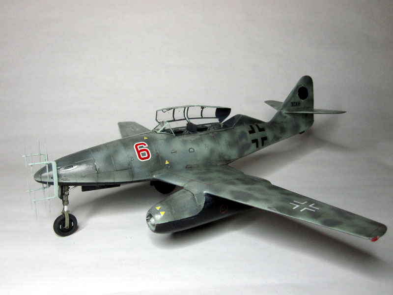 Me262B-1a / Nachtjäger von Italeri in 1:48 Ansich18
