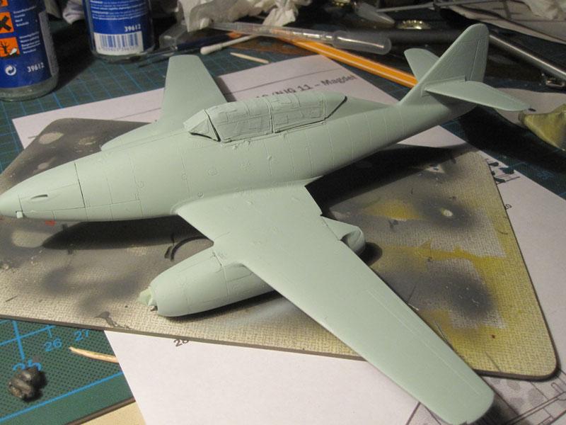 Me262B-1a / Nachtjäger von Italeri in 1:48 Hellbl10
