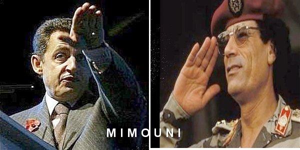 Kadhafi le Jesus Africain Mimoun10