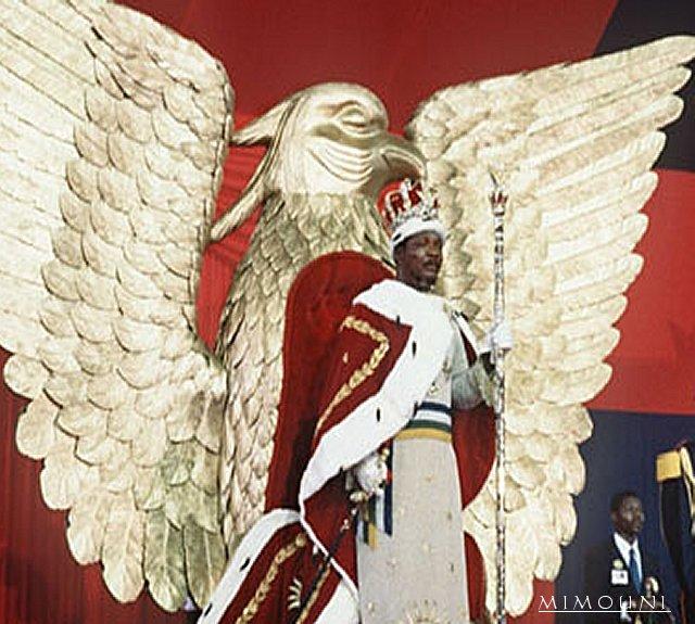Bokassa une autre victime de l'hegemonie occidentale Mimoun14