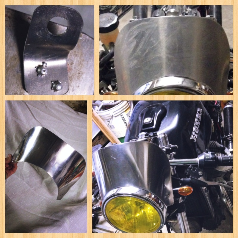 honda cx 400 #cafe #racer  - Page 3 Img_4110