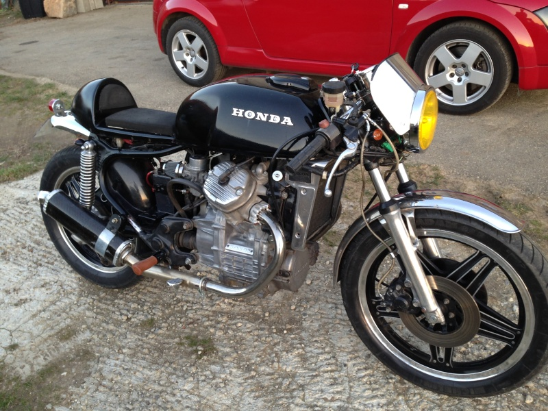 honda cx 400 #cafe #racer  - Page 3 Img_4210