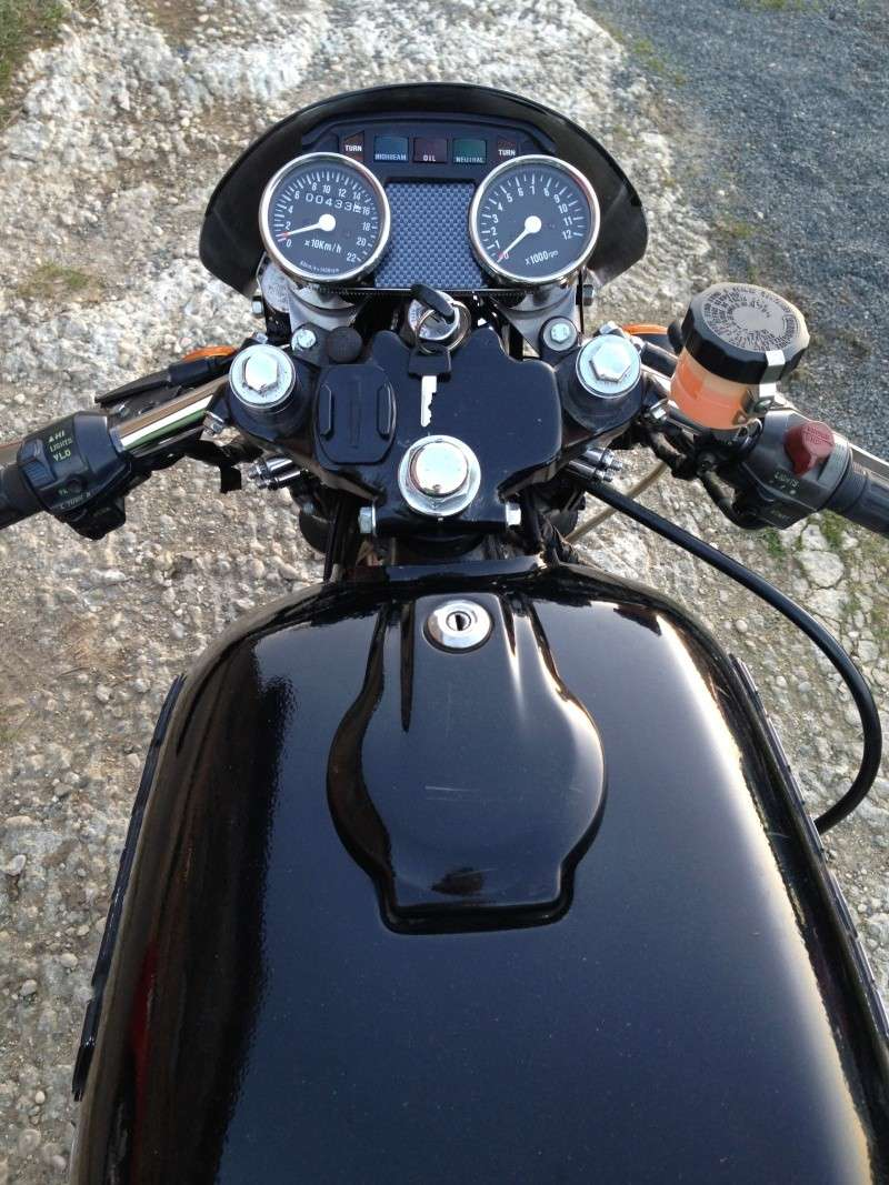 honda cx 400 #cafe #racer  - Page 3 Img_4211